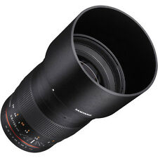 Samyang 135mm F2.0 ED UMC Telephoto Lens for Canon EF - SY135M-C - New!