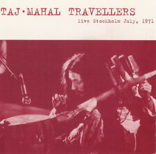 "Taj-Mahal travellers: ""Live Stockholm July 1971"" (2 CD)"