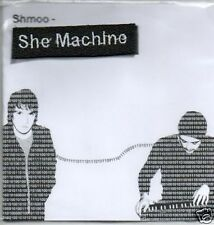 (416O) Shmoo, She Machine / Every Second - DJ CD