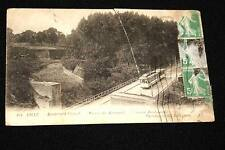 LILLE BOULEVARD CARNOT TRAMWAY PERCEE DES REMPARTS 1921