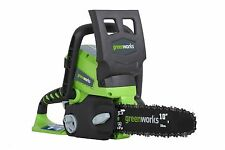 GreenWorks 20272-Enhanced 24V 10 Inch Chainsaw, NO Battery or Charger