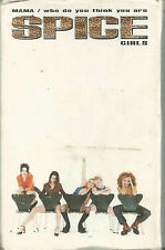 Spice Girls ‎ Mama / Who Do You Think You Are CASSETTE SINGLE 4 TRACK Synth-pop