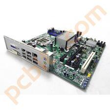 Intel DQ45CB LGA775 motherboard con BP