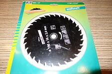 HM Kreissägeblatt für Hand Kreissäge  Wolfcraft  190  /  16  /  Z = 30