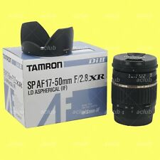 Tamron SP AF 17-50mm F/2.8 XR Di-II LD Aspherical IF Lens A16E for Canon EOS EF