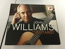 John Williams : John Williams - The Guitarist (3CDs) (2011) MINT /EX