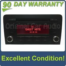 Audi A3 Concert 2 Radio Receiver Stereo CD Player Sat AM FM 8P0 035 186 Q OEM