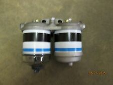 FORD 2000 2600 3000 3600 4000 4600 5000 5600 7000 7600 DUAL FUEL FILTER ASSY