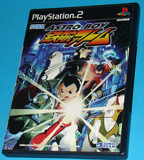 Astro Boy - Sony Playstation 2 PS2 Japan - JAP