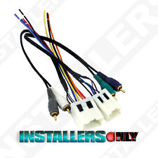 AFTERMARKET CAR STEREO/RADIO WIRING HARNESS, 7551 WIRE ADAPTER/PLUG FOR NISSAN