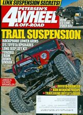 2015 Petersen's 4 Wheel & Off-Road Magazine: Trail Suspension/Tow Your 4x4