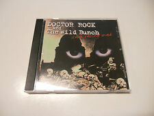 """Doctor Rock and the wild bunch """"Stark raving mad"""" Rare cd 1994 Outlaw records"""