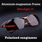 Male Polarized Mens Sunglasses Outdoor Sports Pilot Eyewear Driving Glasses New