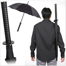 Samerai sumarai high quality full length auto open umbrella shoulder sling