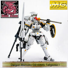 Dragon MoMoko MG 1/100 OZ-00MS Tallgeese 1 EW Gundam PVC Assembled Hobby Figure