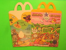 1984 McDonalds HM Box - Olympic Sports - Making Tracks