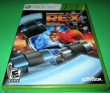 Generator Rex: Agent of Providence Microsoft Xbox 360  *New! *Free Shipping!