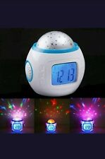 MUSICAL Bambini Baby Camera da letto lettino MOBILE NIGHTLIGHT SHOW proiettore di stelle regalo di Natale