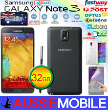 New Samsung Galaxy Note3 4G LTE 32GB Unlocked BLACK 100%GENUINE SAMSUNG NO BOX