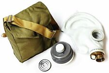 Newest complectation Russian soviet Grey gas mask GP-5 with filter.New all sizes
