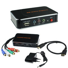 HD Game Video Capture Box 1080P HDMI Recorder Capture For Xbox 360 One PS3 PS4