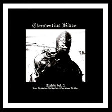 Clandestine Blaze - Archive Vol. 2 (Fin), CD