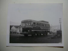 SA059 1969 SOUTH AFRICAN Gov RAILWAYS & ROAD Services BUS PHOTO PIETERMERITZBURG