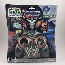 WWE Superstars Wrestling Plug & Play Unused Raw Vs Smack Down TV Game Unit  WW