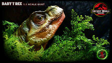 Jurassic Park the Lost World 1.1 Baby T Rex head bust prop #4
