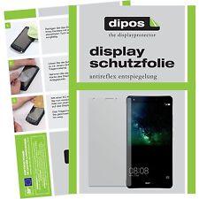 2x Huawei Mate S Schutzfolie matt Displayschutzfolie Folie dipos