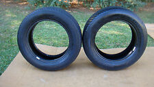 (2) 195/60R15 88T Kelly Navigator Touring Gold 195/60/15 50-75% Tread Remaining