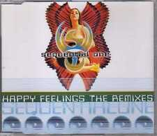 Sequential One - Happy Feelings (The Remixes) - CDM - 1995 - Trance ATB Zenker