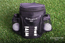 Glenmuir 1891 Small Golf Cool Bag Storage Cooler Caddy With Tee's & Balls Gift