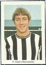 MY FAVOURITE SOCCER STARS 1970- BUSTER- #32-NEWCASTLE UNITED-FRANK CLARK
