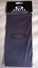 OAKLEY X-METAL/RARE/DISPLAY CARBON FIBER DESIGN MICROFIBER BAG BNWT FREE P+P