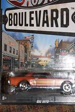 Hot Wheels Boulevard 2011 65 Mustang