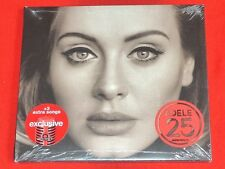 (SPECIAL OFFER) Adele 25 [Deluxe Edition] by Adele With 3 Bonus Tracks CD