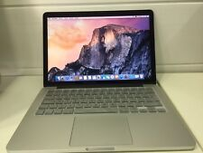 "APPLE MACBOOK PRO RETINA 13"" A1502 i5 8GB RAM FLASH DRIVE 128GB. COMO NUEVO!!"