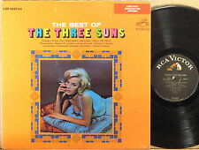 RCA STEREO Best of THE THREE SUNS Cheesecake LSP-3447(e)