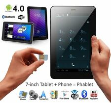 7-inch Phablet Smart Phone + Tablet PC Android 4.0 Bluetooth GPS WiFi Unlocked