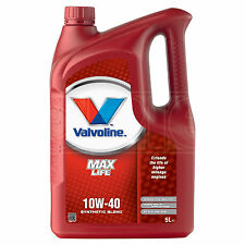 Valvoline MaxLife 10w-40 Engine Oil - 5 Litres 5L