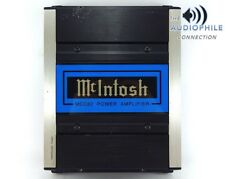 MCINTOSH MCC82 2 CHANNEL SOUND QUALITY AMPLIFIER ~ TOP NOTCH OLD SCHOOL SQ AMP!