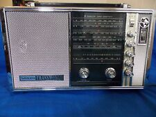 Vintage Sanyo Transworld Short/long range Radio Model 17H-815 WORKING