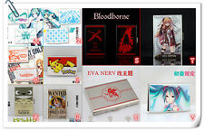 PSV ANIMATION GAME STORAGE STAINLESS STEEL METAL CARD CASE PROTECT COVER VITA