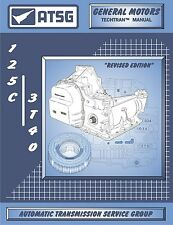 ATSG GM TH125C Transaxle Manual