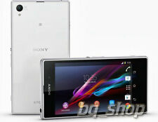 "Sony XPERIA Z1 C6903 WHITE 4G LTE 5"" LCD FACTORY UNLOCKED 20.7MP Phone By FedEx"