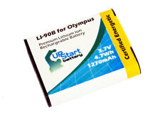Battery for Olympus TG 1, Tough TG 1 IHS, TG 2 His