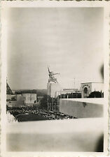 PHOTO ANCIENNE - VINTAGE SNAPSHOT -EXPOSITION UNIVERSELLE PARIS RUSSIE URSS 1937