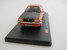Opel Manta B Coupe`/ Schuco / 1975 - 1988 / Massstab 1:43 / im Blister