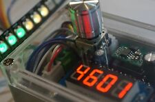 Chippernut Assembled Open Source Sequential Shift Light
